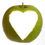 Apple Heart For Healthy Fitness